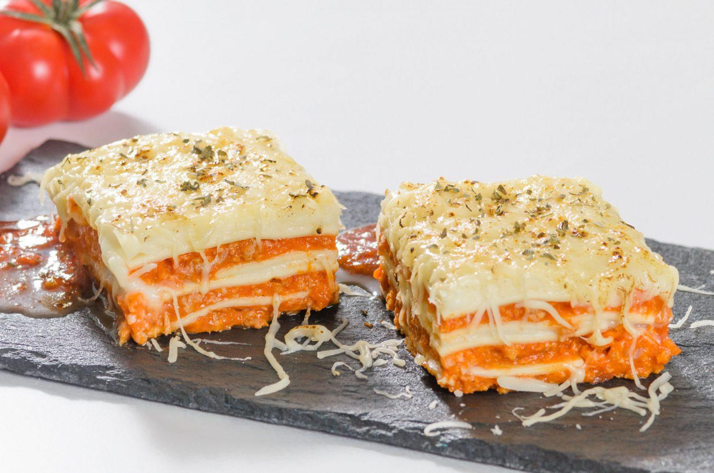 LASAGNE BOLOGNESE_GRATINADOS Muerde la Pasta
