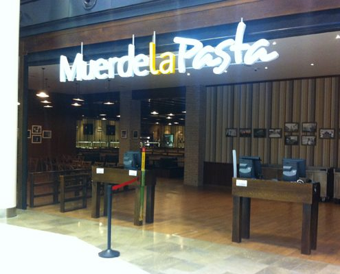 Muerde la Pasta As cancelas
