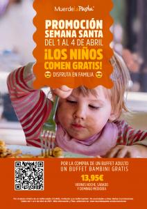 Semana Santa - Niños gratis