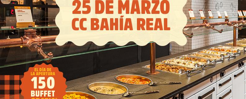 Apertura Bahía Real